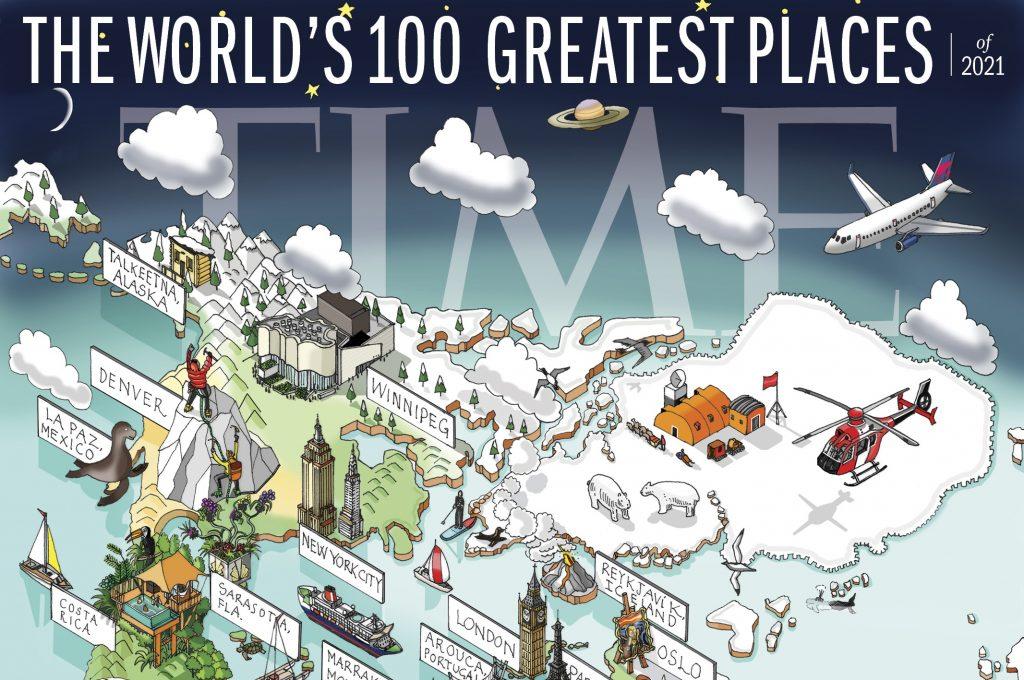 TIME誌World's Greate...